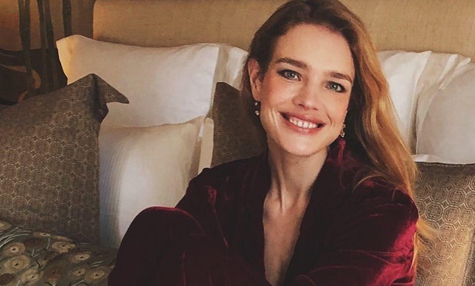 Какая есть: Водянова выложила фото без макияжа