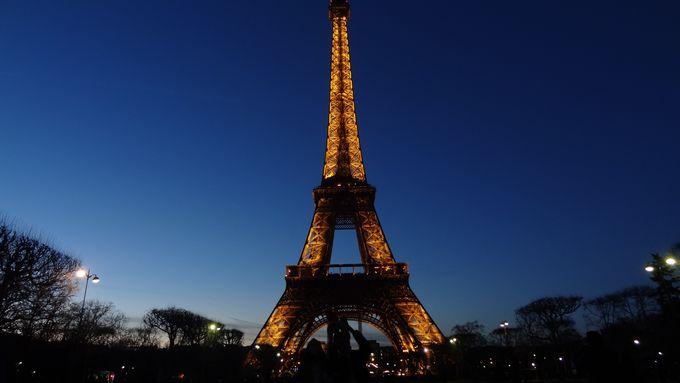 在巴黎, 你會感受到甚麼叫做愛