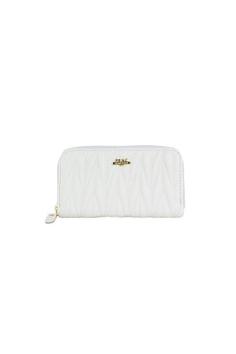 Frnc Γυναικείο Πορτοφόλι Λευκό WAL005N-WHITE