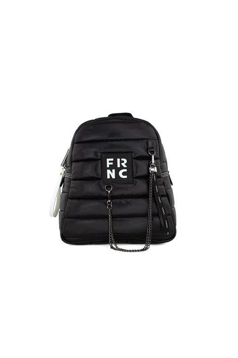 Frnc Γυναικείο Backpack Μαύρο 2314-BLACK