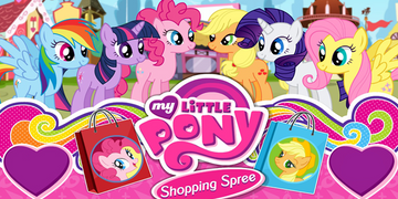 My Little Pony: Shopping Spree