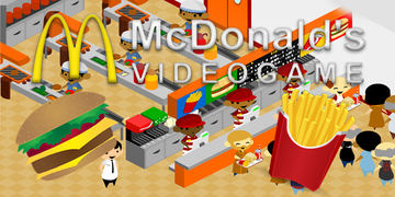 McDonalds Simulator