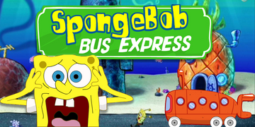 SpongeBob Drive Bus