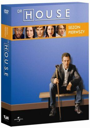 Dr House / House, M.D. (2004) DVDRIP - SEZON 1 /LEKTOR PL