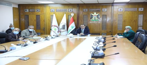 The Minister of Planning discusses with the US Agency for Development to support the government's efforts in developing the private sector 859969-1ce2e186-0e5a-4fef-96ab-bf3e60958960