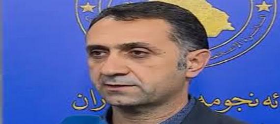 النائب ديار برواري :الاقليم سيصدر نفطه عبرشركة سومو بواقع/ 250 / الف برميل يوميا
