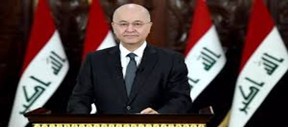Barham Salih blesses the vote on the budget, and salutes the hard work between the government and parliament 896563-0123547a-4c3a-468e-a5cd-186f0591cf23