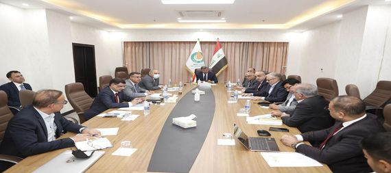 Oil Minister: We plan to conclude contracts that achieve the highest economic returns for Iraq 910995-8d28a225-fac6-4a27-95a4-3c7476cb4dc3