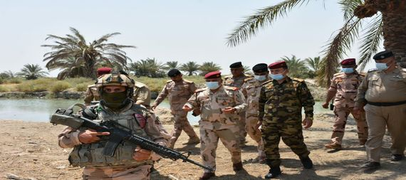 قائد عمليات البصرة يؤكد الوصول إلى نقطة النهاية في القضاء على النزاعات العشائرية