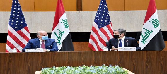US Secretary of State: We are working with Congress to allocate $500 million to help the Electoral Commission in Iraq / Expanded 917454-b4f9738d-6199-4c8c-8b07-a199464fe915