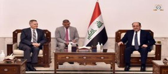 Al-Maliki stresses the importance of strengthening Iraqi-American relations and activating the strategic framework agreement concluded between the two countries in 2008 921031-5f10ee13-6875-49ba-8e64-1e799e5cc830