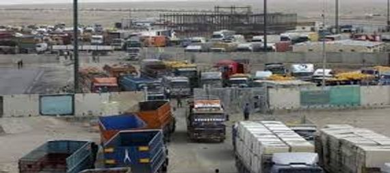 A border crossing east of Diyala records an increase in the rate of economic activity 921154-294b97dd-0f42-4f69-b033-8f7b90e7cc59