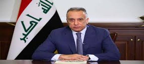 Al-Kazemi tweeted: The hand of terrorism and parties that do not want Iraq to be good are trying to mix the cards by hitting the electricity transmission towers 921187-b3272ec8-a760-47b5-b359-1a291d23ae91