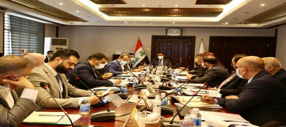 The Governor of the Central Bank chairs the meeting of the Supreme Committee for Financial Inclusion in Iraq 921945-46653b62-35e7-4f72-aa0b-751bfd92df7b