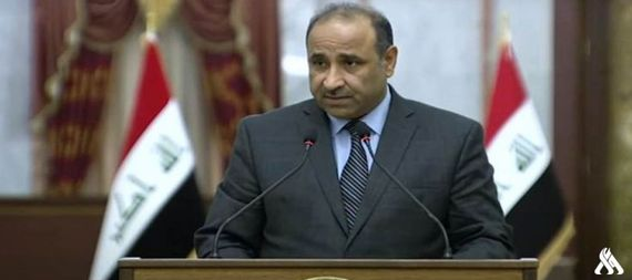 Nazim: The Baghdad Summit .. the culmination of Iraq's diplomatic efforts / expanded 923244-6eea880a-4b3c-4934-be7b-11f43441a898