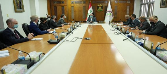 British Export Finance Corporation: Funding projects in Iraq worth $1.5 billion in various fields 923611-fd64a842-d70f-46d0-b56e-60f1b90599ca