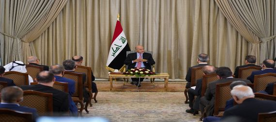 Barham Salih: The region needs a new work system based on joint security and economic interdependence 923637-d72b0b95-4069-4f64-990e-07e7cb4b1f6b