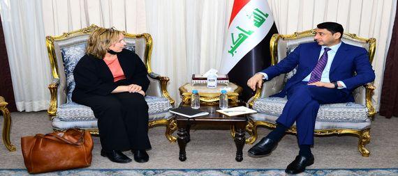 Al-Ghazi praises the role of international organizations in helping Iraq 925146-5fb7602c-d694-4518-910d-477a8b7608df