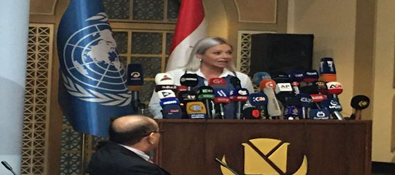 The UN representative reassures the Iraqis: No one wants the events of 2018 to be repeated, nor to ratify the results without recognized/expanded elections 925986-e34944bc-5544-4b13-9782-6475a653e744