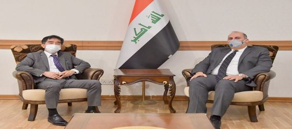 Iraq and Japan discuss ways of joint cooperation within the Asian group 927139-8b1d90e1-ef7d-4e58-ae12-a141e613aedd