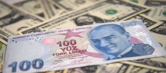 The Turkish lira is falling against the US dollar after the central bank's decision to cut interest 928749-9b436068-e106-403e-af69-08096ac06985