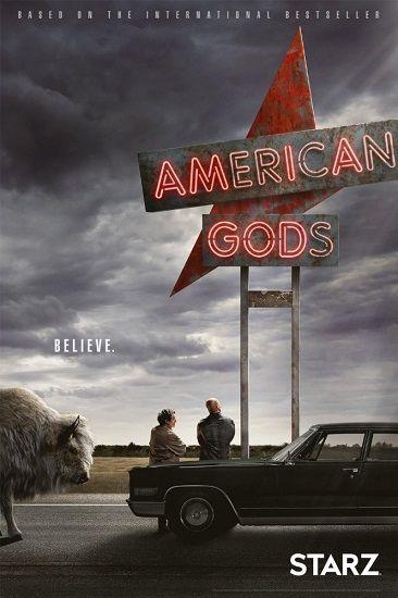 Amerykańscy bogowie / American Gods [Sezon 1] (2017) PLSUBBED.480p.AMZN.WEBRip.XviD.AC3-H3Q / Wtopione napisy PL