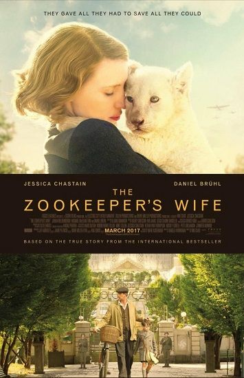Azyl / The Zookeeper's Wife (2017) PLDUB.BDRip.XviD-KiT / Dubbing PL