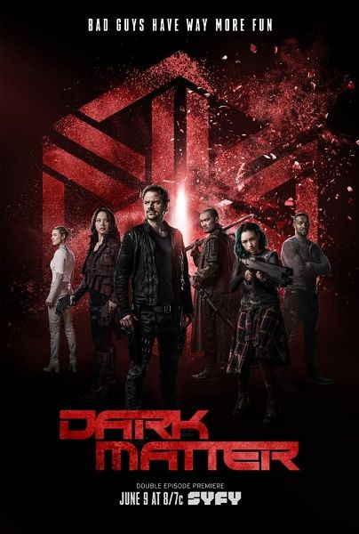 Dark Matter {Sezon 3} (2017) PL.480p.WEB-DL.AC3.2.0.XviD-Ralf / Lektor PL