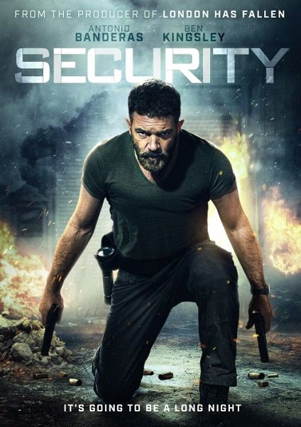 Ochroniarz / Security (2017) PL.BDRip.XviD-KiT / Lektor PL
