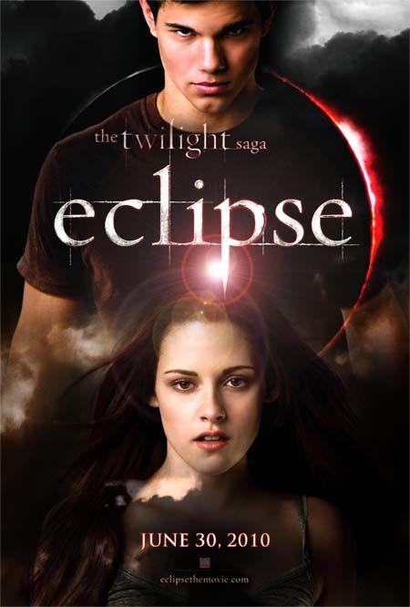 Saga Zmierzch: Zaćmienie / The Twilight Saga: Eclipse (2010) Lektor PL DVDRip XviD-BiDA [2Linki][2Serwery]