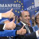Манфред Вебер е водещият кандидат на ЕНП за евроизборите догодина