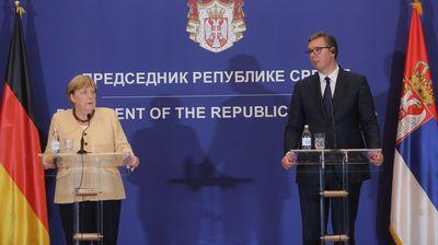 Vučić: Mnogo sam naučio od Merkel, velika sila pokazala poštovanje prema Srbiji