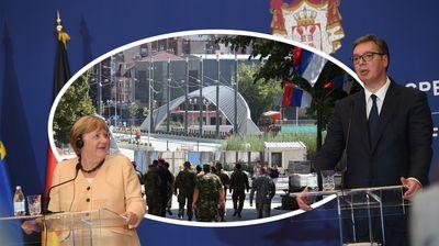 """""""NEKE STVARI ĆE SE REŠAVATI NA KRAJU"""" Šta znači zagonetna poruka Angele Merkel u vezi sa Kosovom i da li je to dobar signal za Srbiju?"""