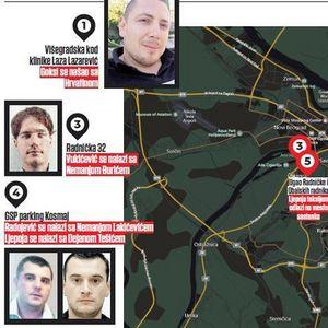 RITOPEK, VRDNIK, LOZNICA, HUMSKA... Klan Velje Nevolje svoje žrtve vodio u VIKENDICE STRAVE i štekove koji se nalaze na nekoliko mesta u Srbiji, policija DETALJNO ČEŠLJA I NJIH