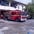 """Опожарено возило на улицата """"Асном"""" во Охрид"""