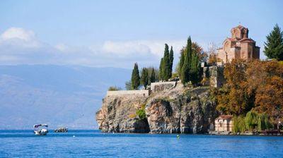 Владата одвои 183 милиони денари за нов Колекторски систем за заштита на Охридското Eзеро