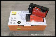 [日本] 戰利品篇 - Nikon防水相機w300、Mezzo Piano & Anna Sui Mini襪子...