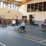 Disability Badminton