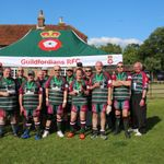 Guildfordians RFC - Walking Touch Rugby