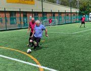 WALKING FOOTBALL 65+ YEARS OUTDOOR
