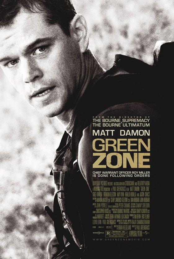 Zielona strefa / Green Zone (2010) - DVDRip