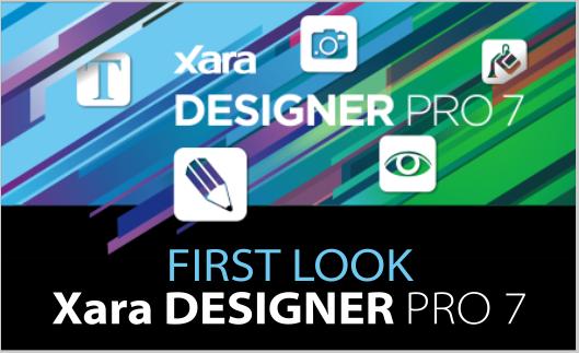 Xara Designer Pro 7 [EN] + Crack