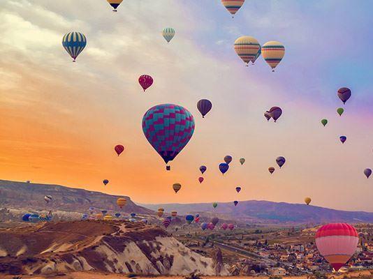 Ramazan Bayramı Kapadokya Turu