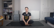 Visually Impaired Live Zoom Workouts - Pilates