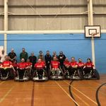 Wheelchair Rugby in Bournemouth