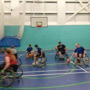 Birmingham Wheelchair Basketball