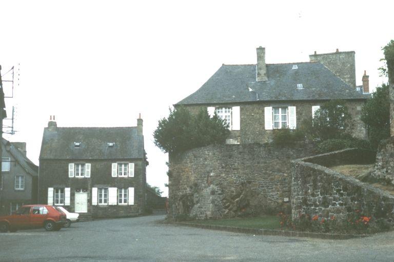 photo de Crypte Saint-Jacques (presbytère de Bécherel)