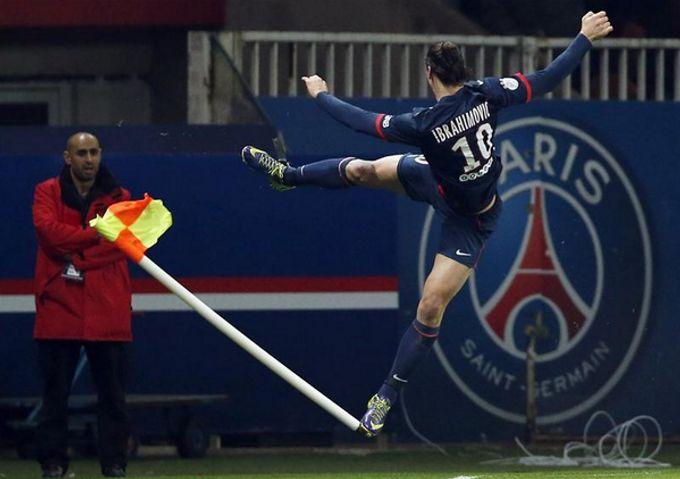 伊巴謙莫域----- 球壇上既呂布 (Zla10---Zlatan Ibrahimovic)