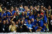 基拿甸奴正式成領隊 細數2006年世界盃冠軍成員退役後投身執教或球會管理行...