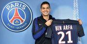 巴黎聖日耳門落實今夏首簽,賓艾化簽約兩年